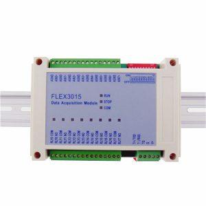 FLEX3015-8 Channel Thermistor/NTC Acquisition Module, RS485, Modbus