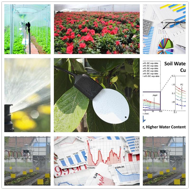 LWS10-Leaf Wetness Sensor, RS485, Modbus