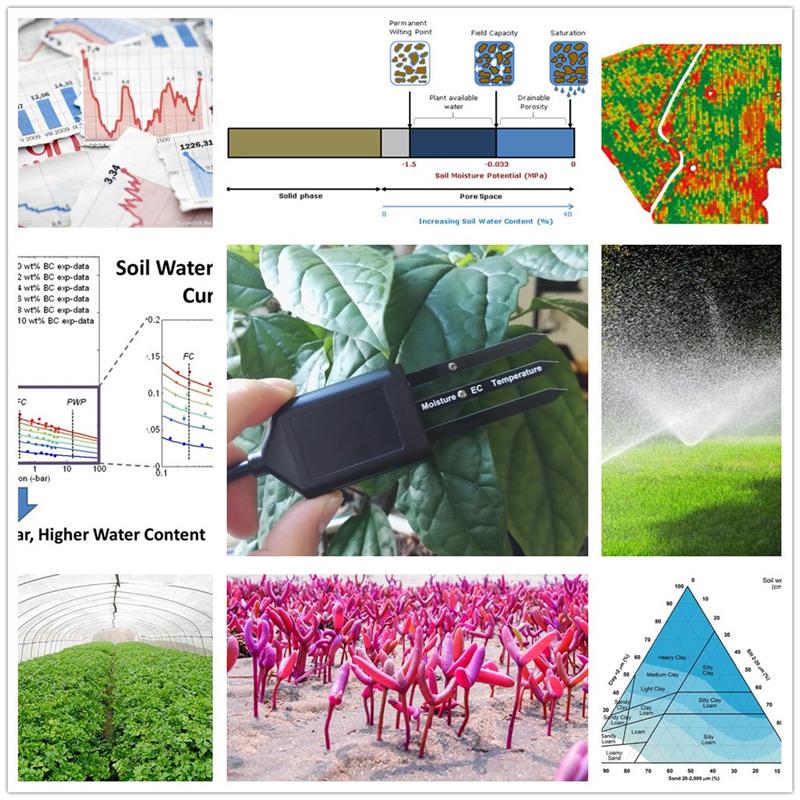 MT10A-Soil Moisture, EC and Temperature Sensor, SDI-12