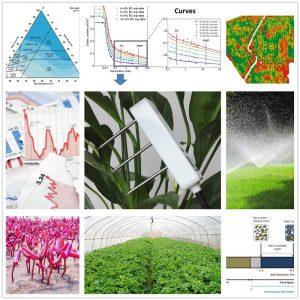UM-MT20A/MT20B Soil Moisture, EC and Temperature Sensor, SDI-12